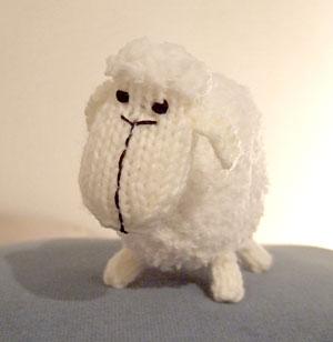 Knittedsheep