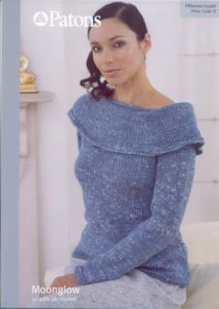 Moonglow jumper pattern