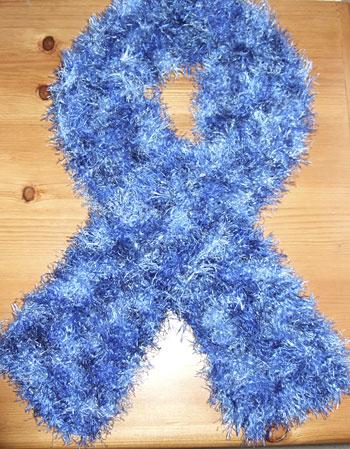 bluescarf