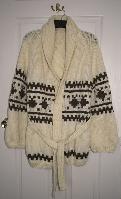 Starsky and Hutch cardigan