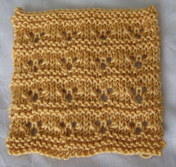 lace square
