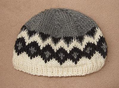 hiker hat