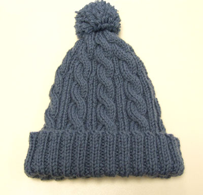 sarah's cable hat