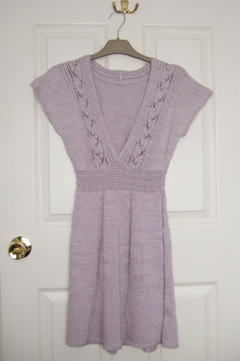 Debbie Bliss Tunic Dress from Coastlines