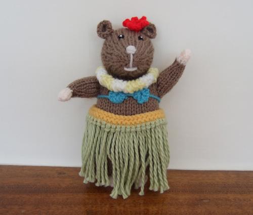 Alan Dart Hula Hamster