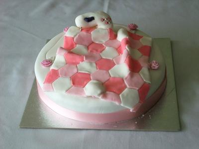 Quilt Birthday Cake Vicky the Stitch