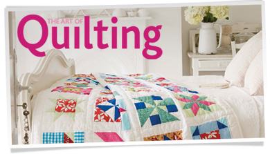 the art of quilting magazine