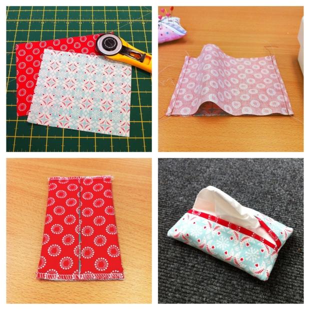 Travel Tissue cover