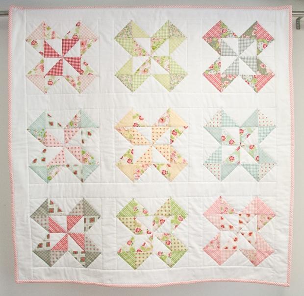 dutch pinwheel quilt