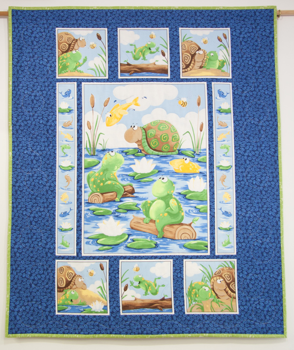 paul sheldon quilt