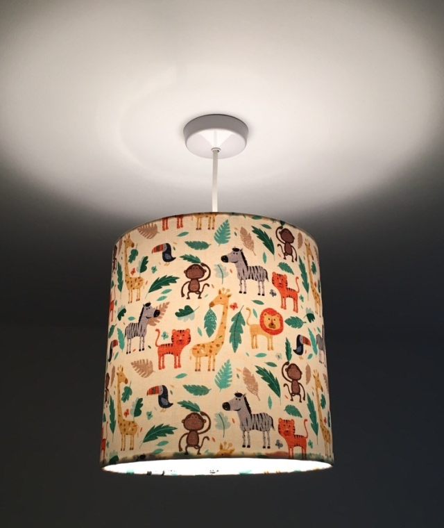 nursery lampshade