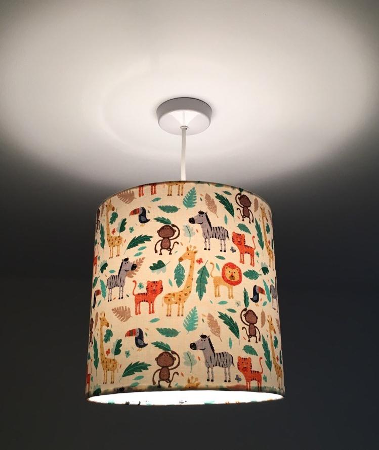 nursery lampshade